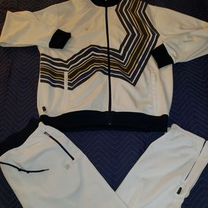 Men's Vintage Sean John Track Suit